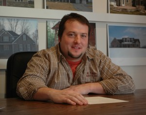 Mt. Tabor team member and designer Royce Eby