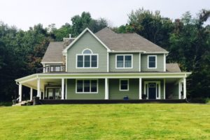 Clear Spring, MD Farm House by Mt. Tabor Builders