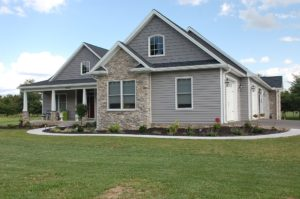 Clear Spring, MD Custom home built by Mt. Tabor Builders