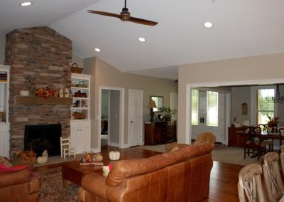 Custom Timber Frame home in Sharpsburg, MD