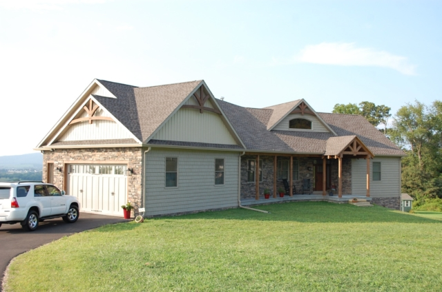 Timber Frame Home in Smithsburg, MD