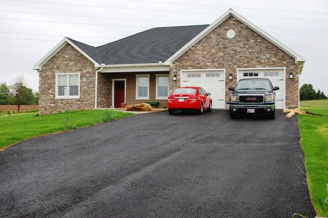 Handicap Access Home built by Mt. Tabor Builders in Hagerstown MD