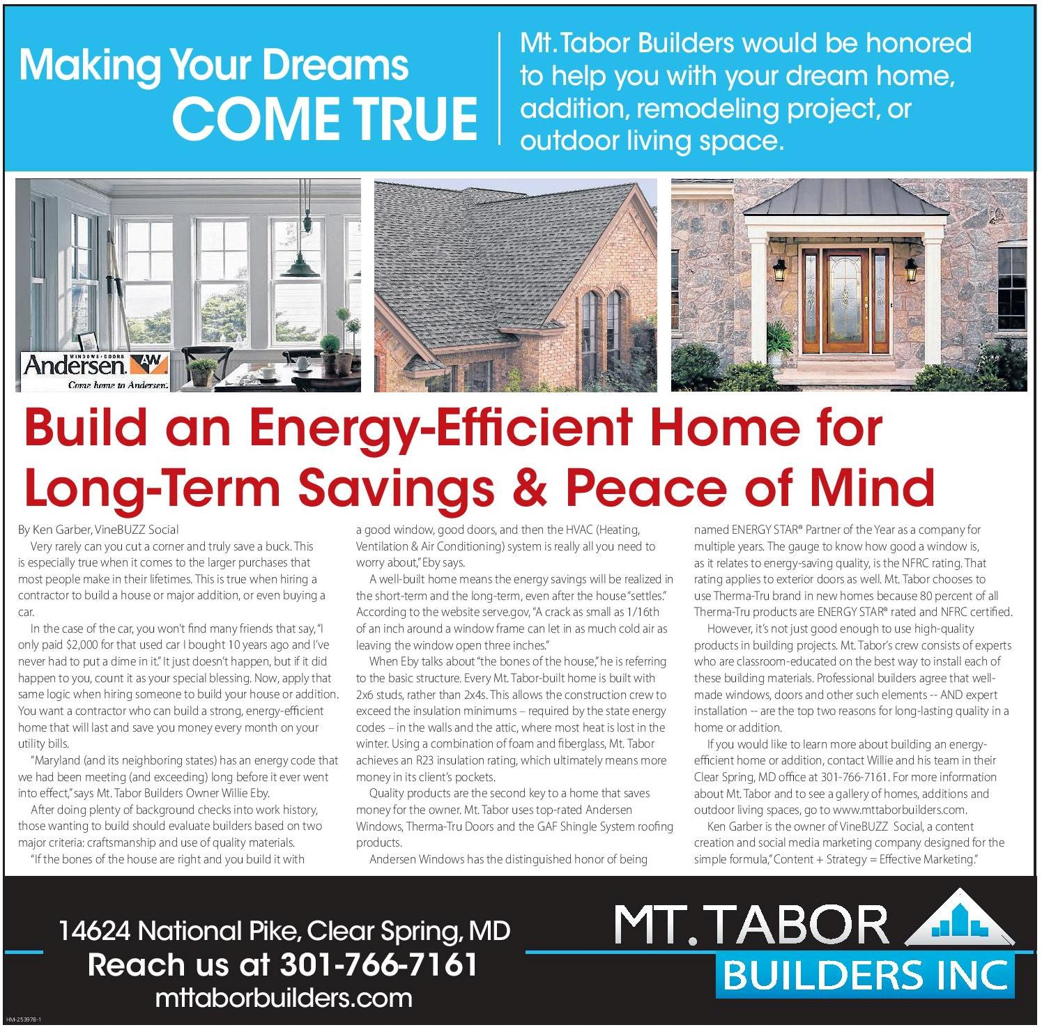 Home Power Articles: Herald Mail Homesource Article