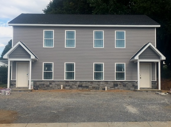 Clear Spring Duplex built by Mt. Tabor Builders