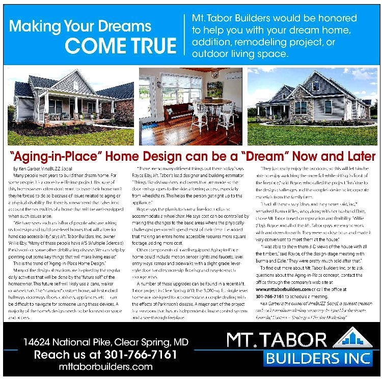 Homesource aging in place home design mt tabor builders for Aging in place home plans