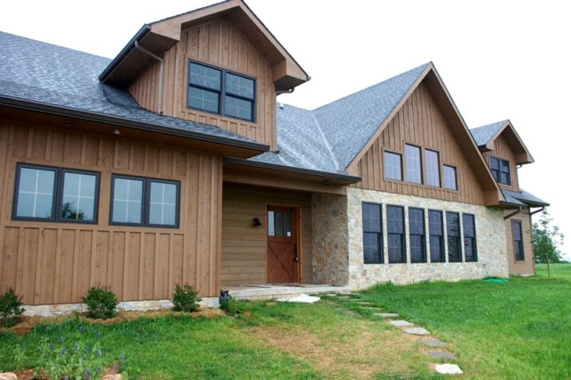 Gapland-area home in Washington County, MD built by Mt. Tabor Builders