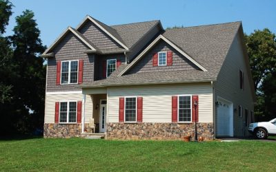 Homeowner Happy with Mt. Tabor-built Home