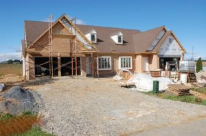 New construction of a villa in Hagerstown, MD by Mt. Tabor Builders of Clear Spring, MD