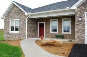 Hagerstown. MD rancher built by Mt. Tabor Builders