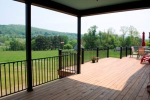Decks and patios are great outdoor living spaces built by Mt. Tabor Builders in Clear Spring, MD