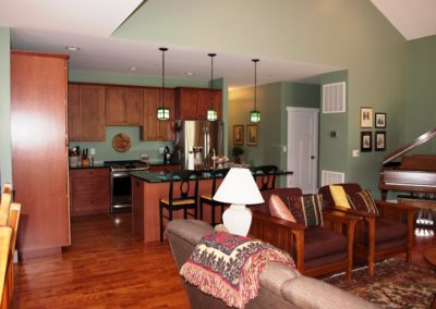 Craftsman-style home in Boonsboro kitchen 2