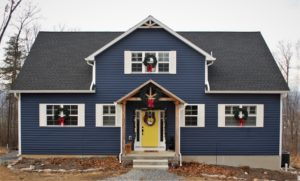 Mt. Tabor Builders Custom Home Builder in Clear Spring, MD - Cape Cod in Keedysville, MD