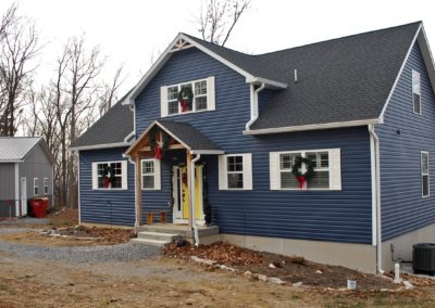 Keedysville, MD Cape Cod built by Mt. Tabor Builders