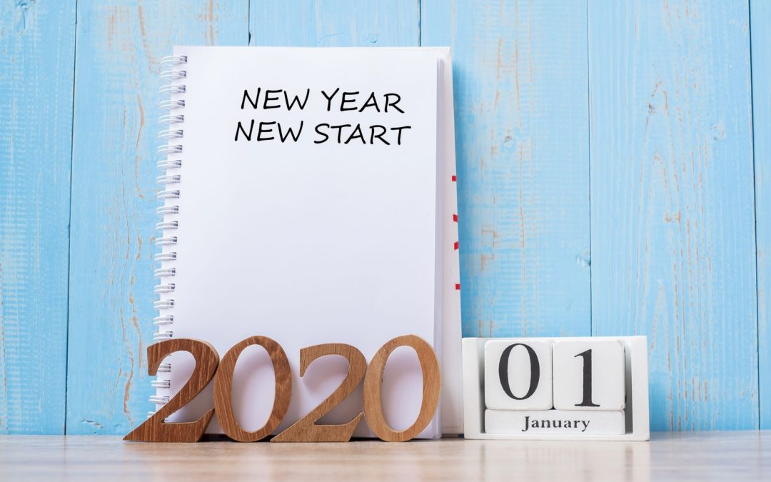 New Year's Resolutions and a Look Back at 2019