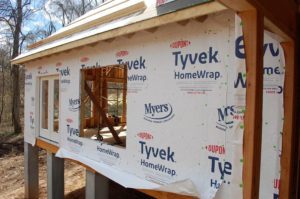 Mt. Tabor Builders Custom Home Builder in Clear Spring, MD - Paw Paw, WV house under construction