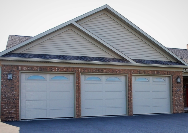 Garage in Hagerstown MD built by Mt. Tabor Builders of Clear Spring, MD