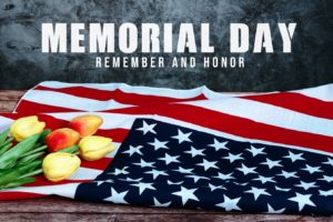 Happy Memorial Day from Mt. Tabor Builders in Clear Spring, MD