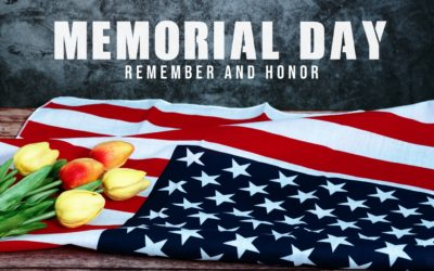 Have a Great Memorial Day Weekend!