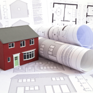House plans to be built into a custom home in Hagerstown, MD