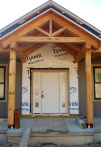 New home project by Mt. Tabor Builders in Berkeley Springs, WV