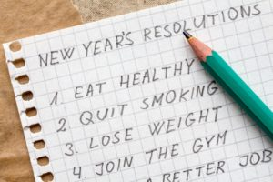 New Year's Resolutions for those wanting to build a dream home with Mt. Tabor Builders in Clear Spring, MD