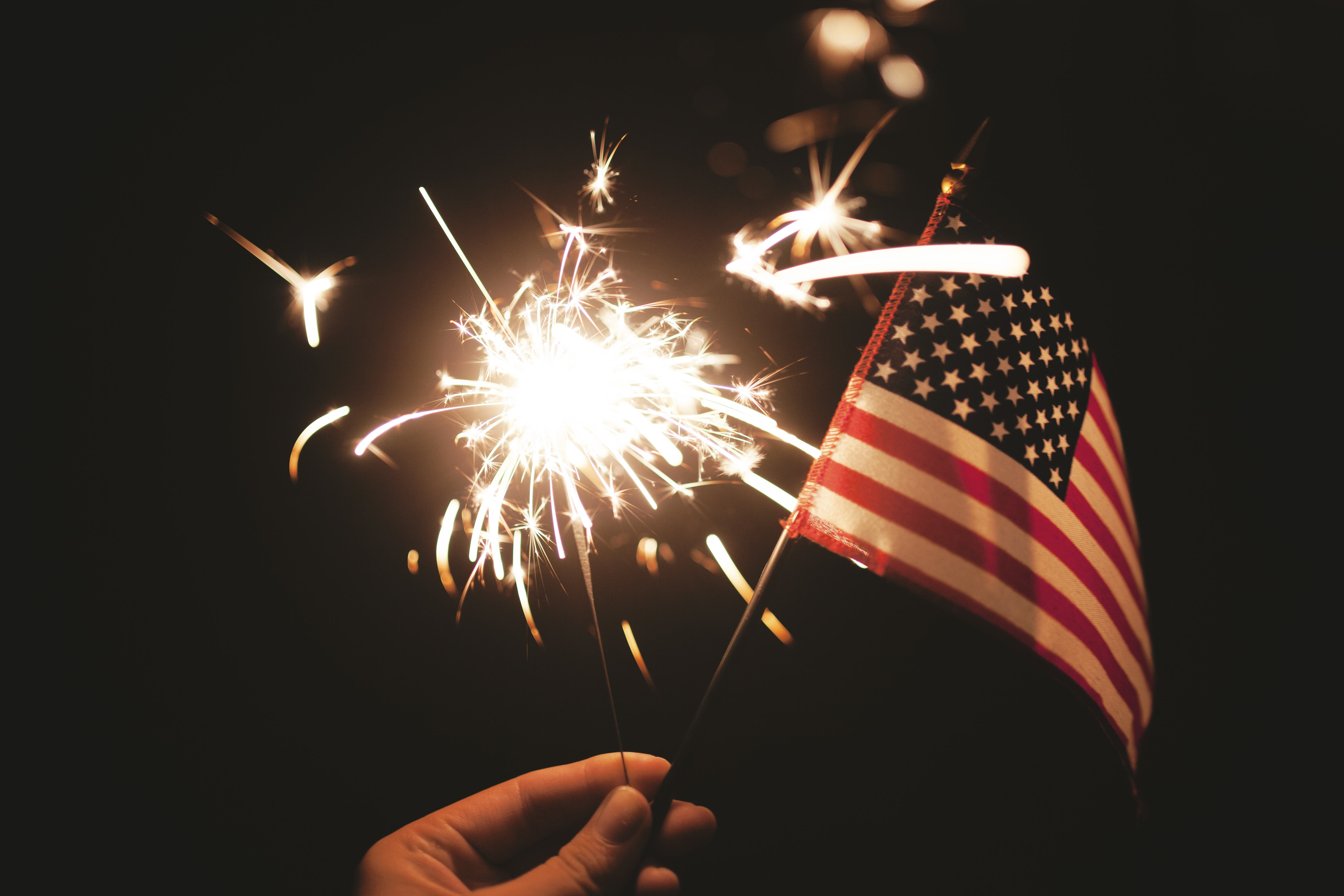 July 4th is America's birthday and called Independence Day